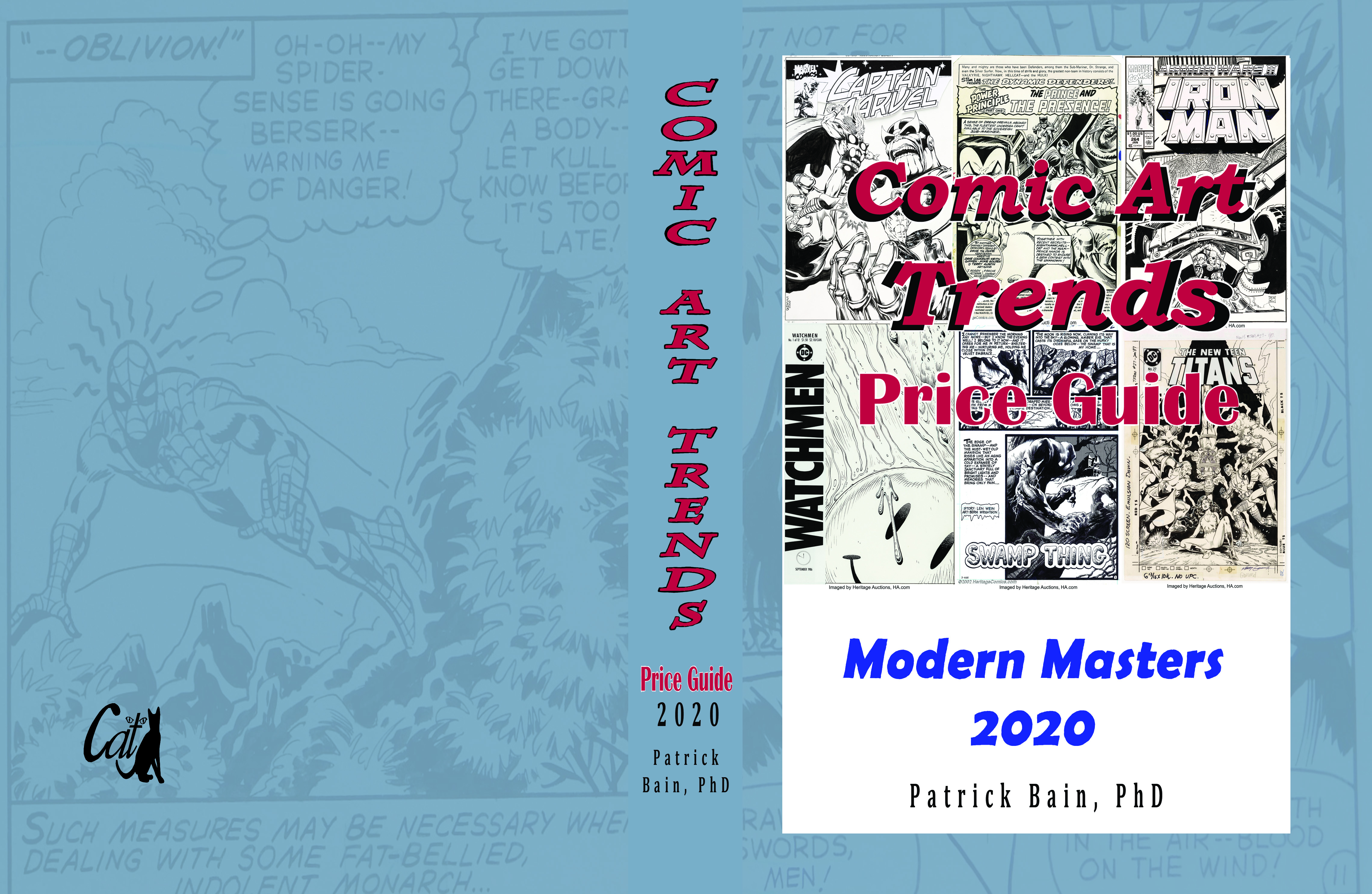Comic Art Trends Price Guide 2020
